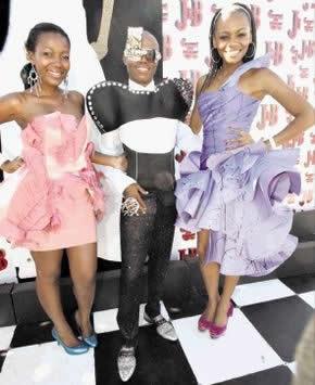 Somizi Mhlongo and South African Illuminati Celebrities