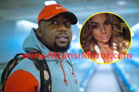 who is cassper nyovest dating now