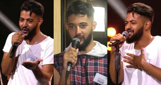 Idols SA 2018 Contestant: Niyaaz Arendse Profile and Biography