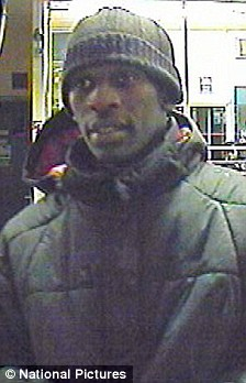 God's Plan Ali Lwanga convicted robber in London, England