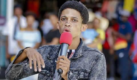 William Last KRM singing Chris Brown's song