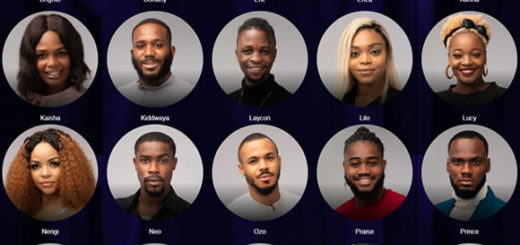 Big Brother Naija 2020 housemates names
