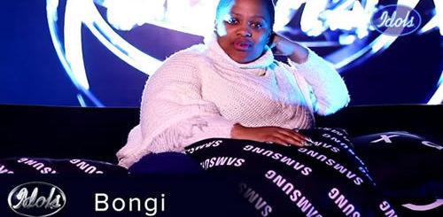 Bongi Mntambo Idols SA 2020 'Season 16' Top 16 Contestant