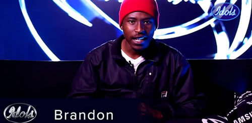 Brandon Dhludhlu Idols SA 2020 'Season 16' Top 16 Contestant