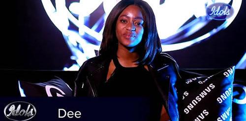 Dee Mayekane Idols SA 2020 'Season 16' Top 16 Contestant