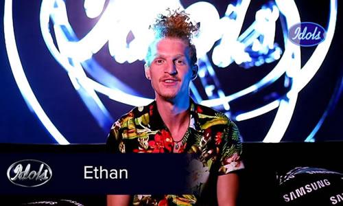 Ethan Norris Idols SA 2020 'Season 16' Top 16 Contestant