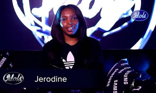 Jerodine Madlala Idols SA 2020 'Season 16' Top 16 Contestant