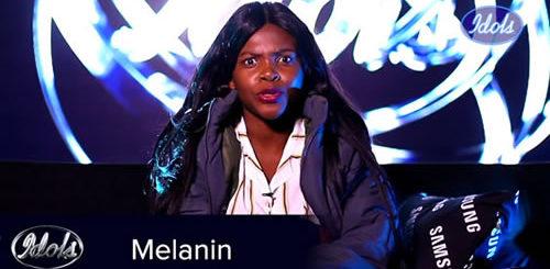 Melanin Zwane Idols SA 2020 'Season 16' Top 16 Contestant