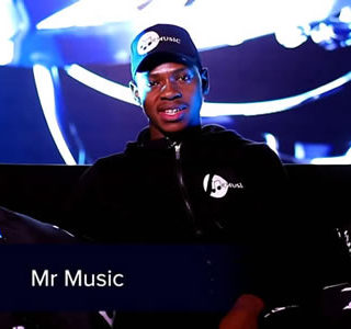 Bruce Mr Music Idols SA 2020 'Season 16' Top 16 Contestant