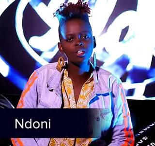 Ndoni Mseleku Idols SA 2020 'Season 16' Top 16 Contestant