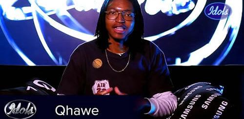 Qhawe Mahlangu Idols SA 2020 'Season 16' Top 16 Contestant