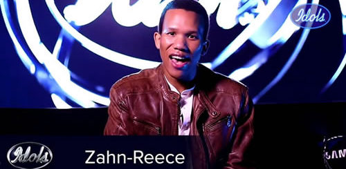 Zahn-Reece Malgas Idols SA 2020 'Season 16' Top 16 Contestant