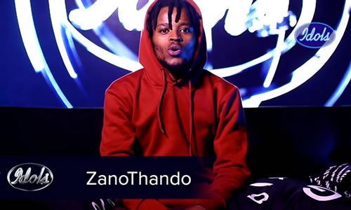 Sonwabile ZanoThando Idols SA 2020 'Season 16' Top 16 Contestant