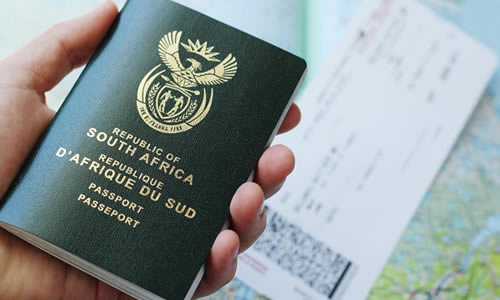 Countries that allow Dual Citizenship with South Africa